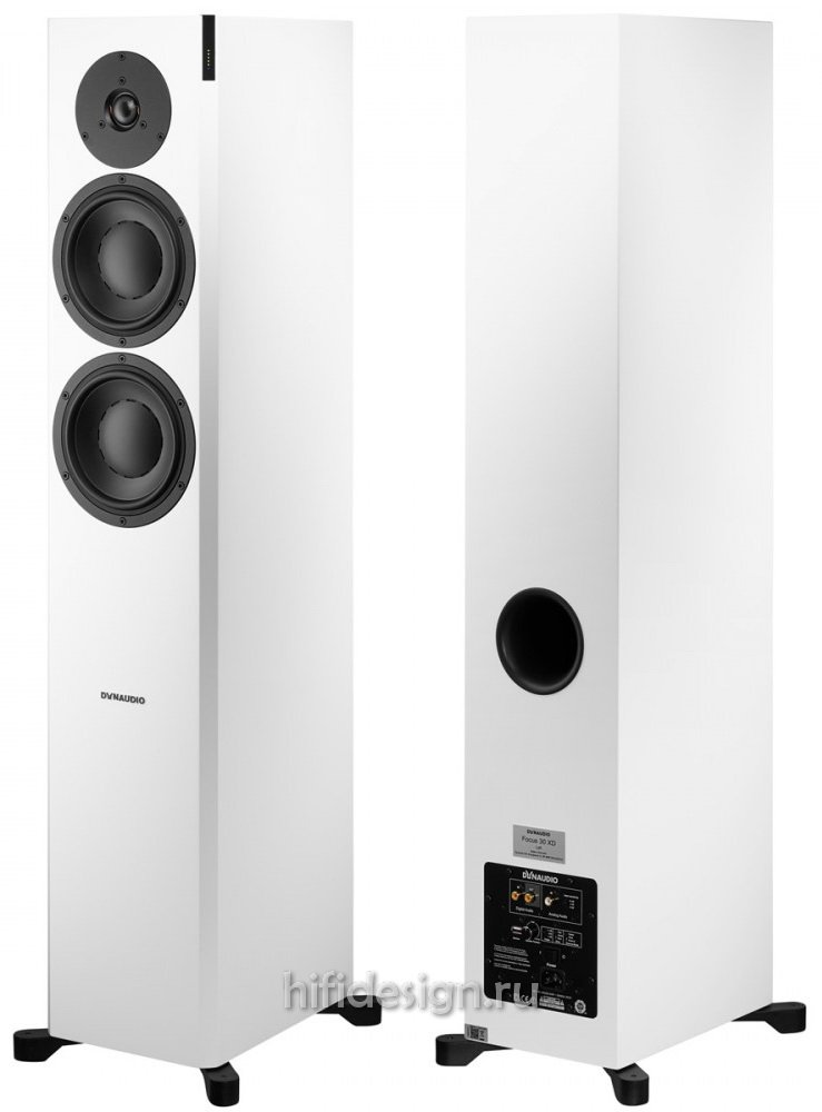 ГЉГіГЇГЁГІГј Dynaudio Focus 30 XD White Satin