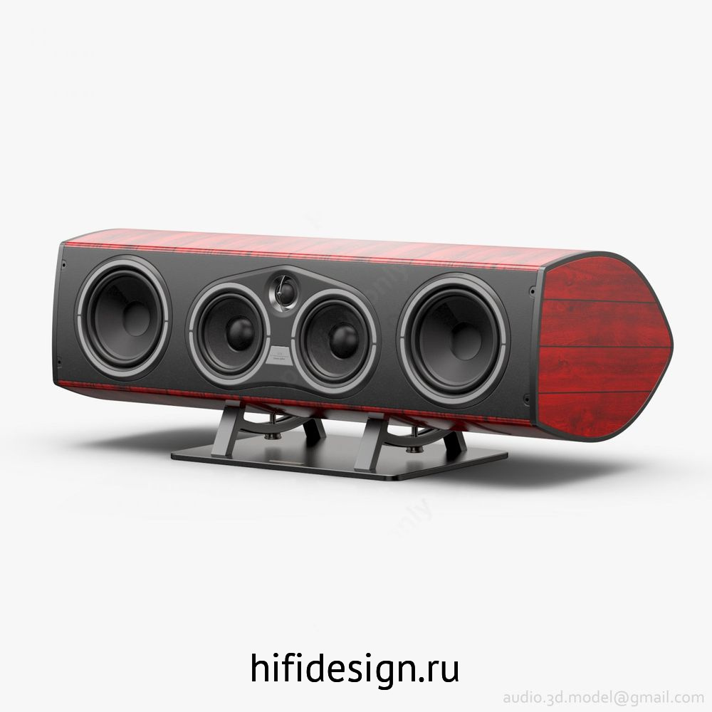 ГЉГіГЇГЁГІГј Sonus Faber Vox Tradition red