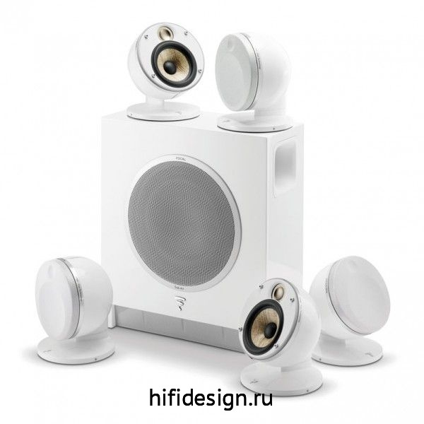 ГЉГіГЇГЁГІГј Focal DOME PACK 5.1 FLAX & SUB AIR WHITE