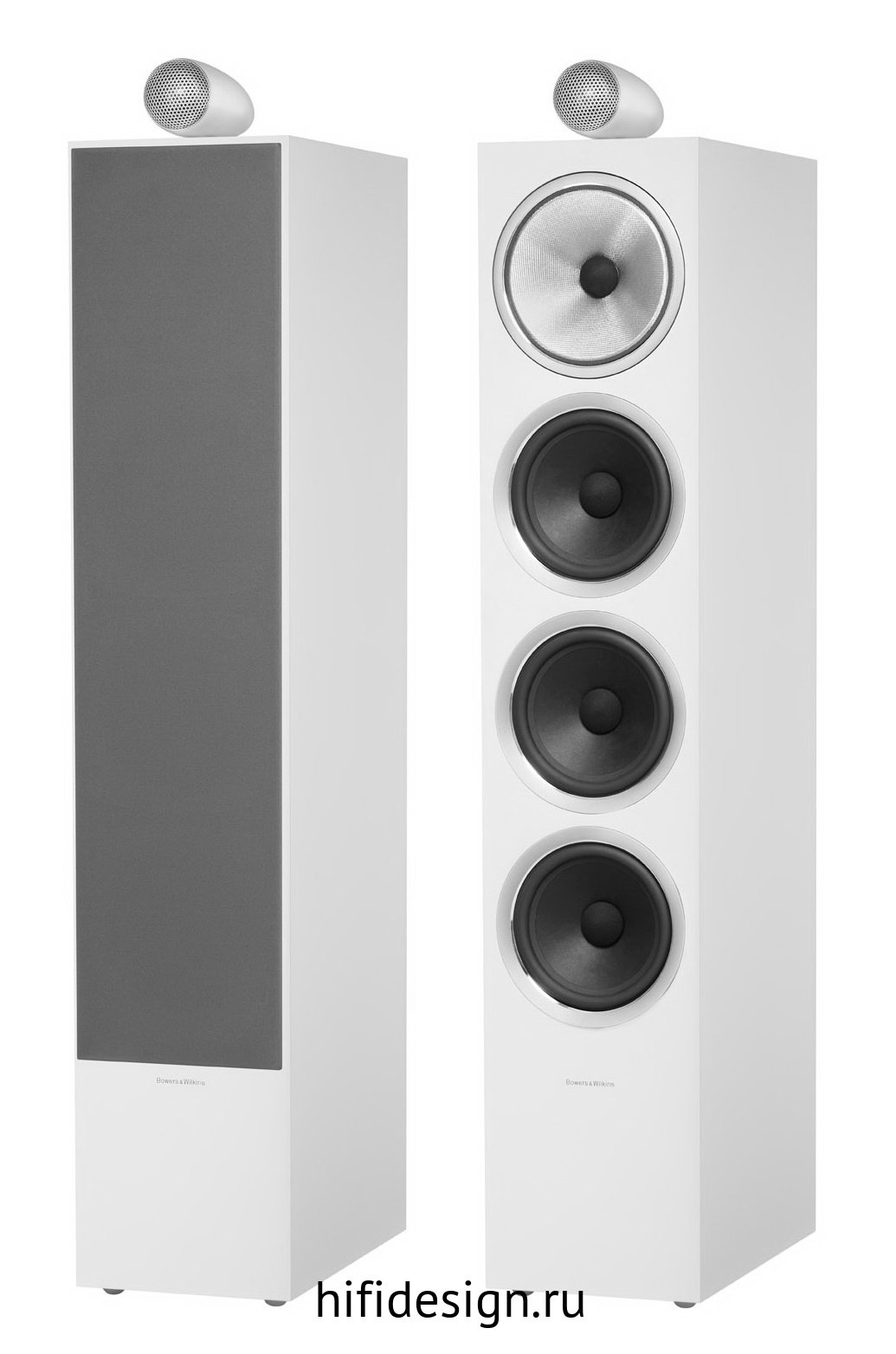 ГЉГіГЇГЁГІГј Bowers&Wilkins 702 S2 satin white