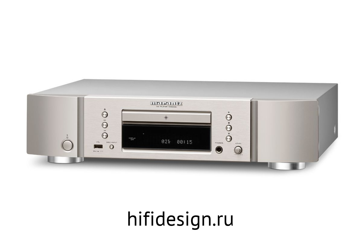 ГЉГіГЇГЁГІГј Marantz CD6006 Silver-gold