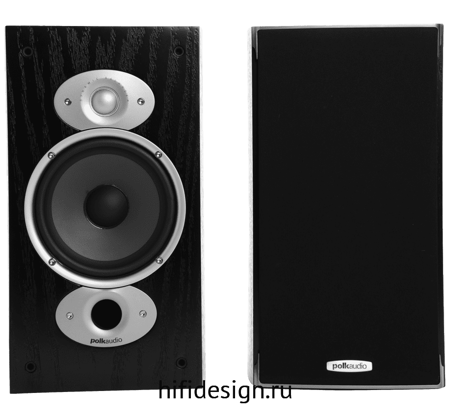 ГЉГіГЇГЁГІГј Polk Audio RTi A3 Black Wood Veneer