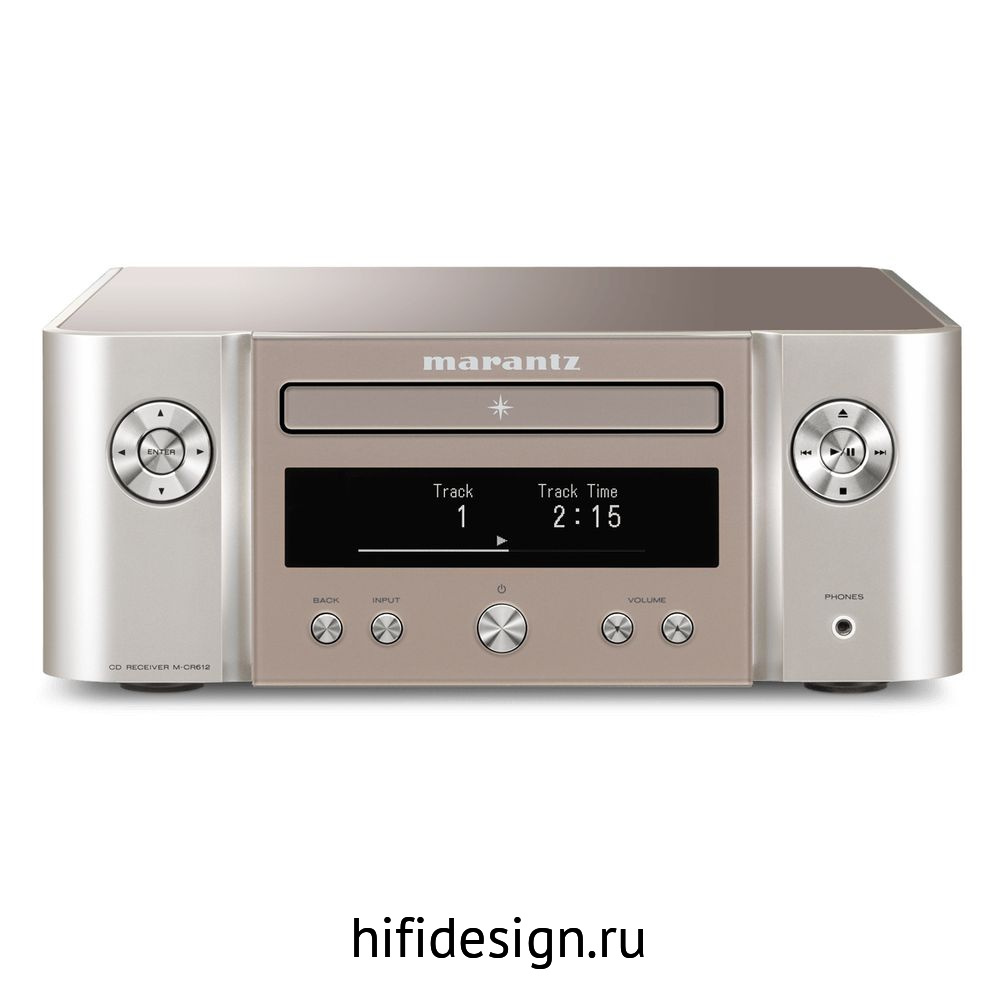 ГЉГіГЇГЁГІГј Marantz M-CR612 silver-gold