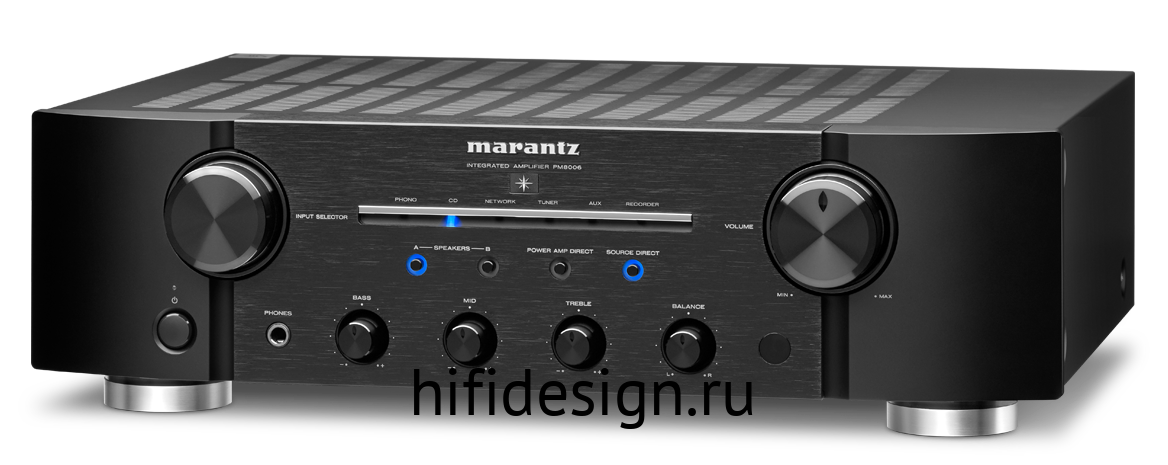ГЉГіГЇГЁГІГј Marantz PM8006 Black