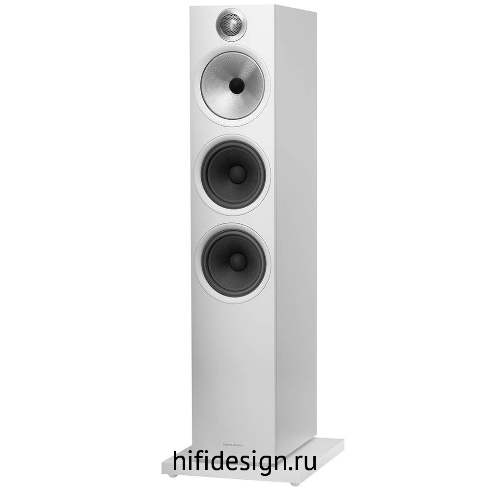 ГЉГіГЇГЁГІГј Bowers & Wilkins 603 white