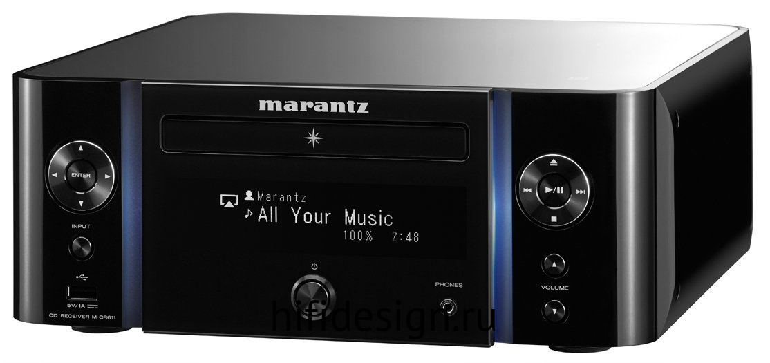 ГЉГіГЇГЁГІГј Marantz M-CR611 Black