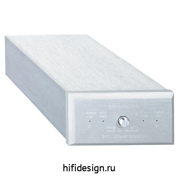 ГЉГіГЇГЁГІГј Clearaudio Phonostage Accu-Power+