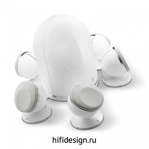 ГЉГіГЇГЁГІГј Домашний кинотеатр Focal Dome Pack 5.1 White