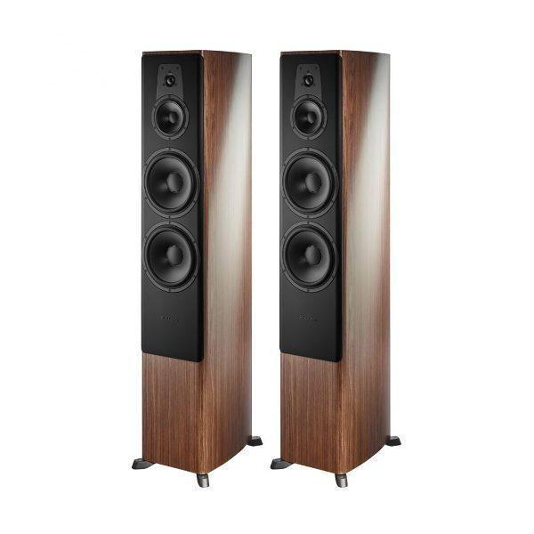 ГЉГіГЇГЁГІГј Dynaudio Contour 60 Walnut Light Satin