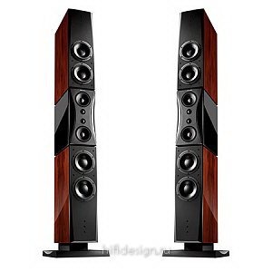 ГЉГіГЇГЁГІГј Dynaudio Evidence Temptation Rosewood High Gloss
