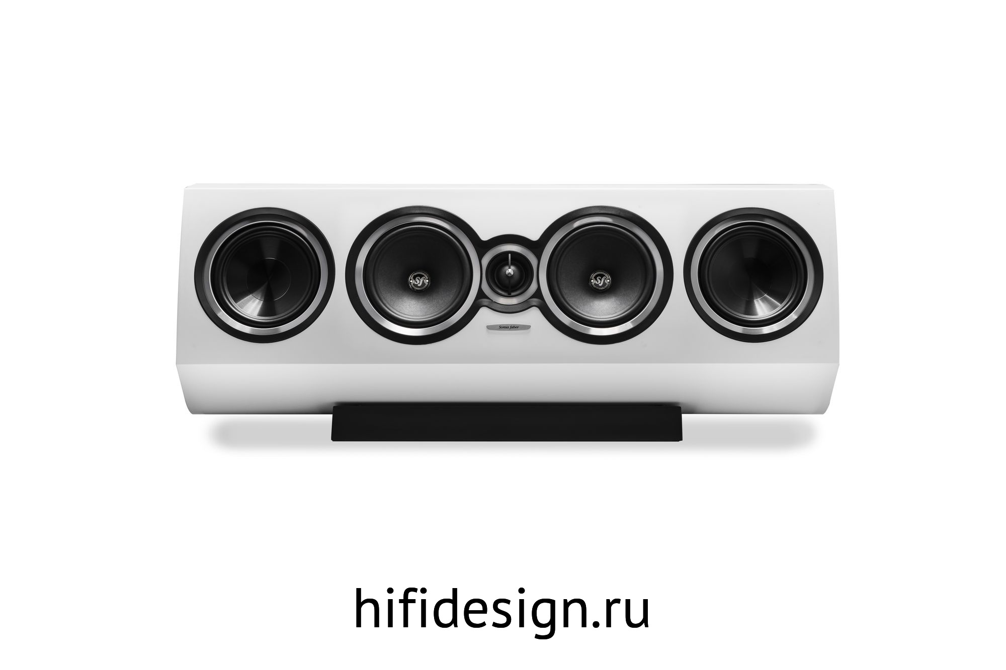 ГЉГіГЇГЁГІГј Sonus Faber Sonetto Center II White