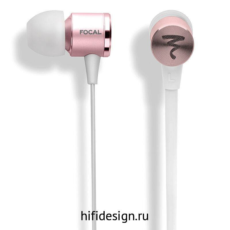ГЉГіГЇГЁГІГј Наушники Focal Spark Wireless Rosegold