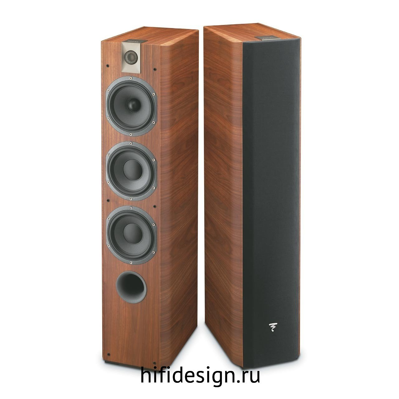 ГЉГіГЇГЁГІГј Focal Chorus 726 Walnut
