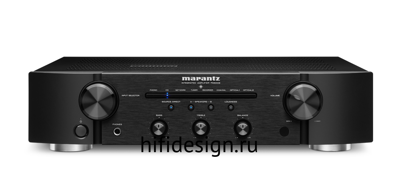 ГЉГіГЇГЁГІГј Marantz PM6006 Black