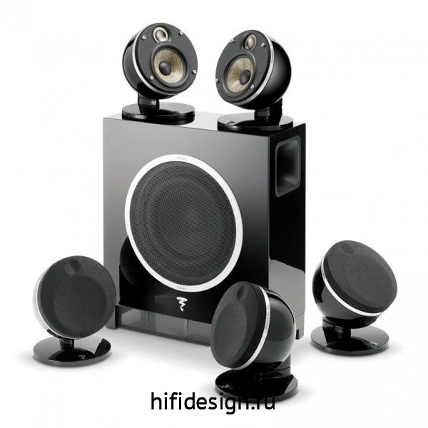 ГЉГіГЇГЁГІГј Focal DOME PACK 5.1 FLAX & SUB AIR BLACK