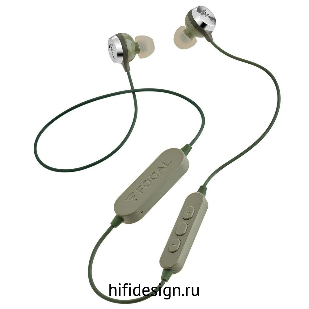 ГЉГіГЇГЁГІГј Наушники Focal Sphear Wireless olive