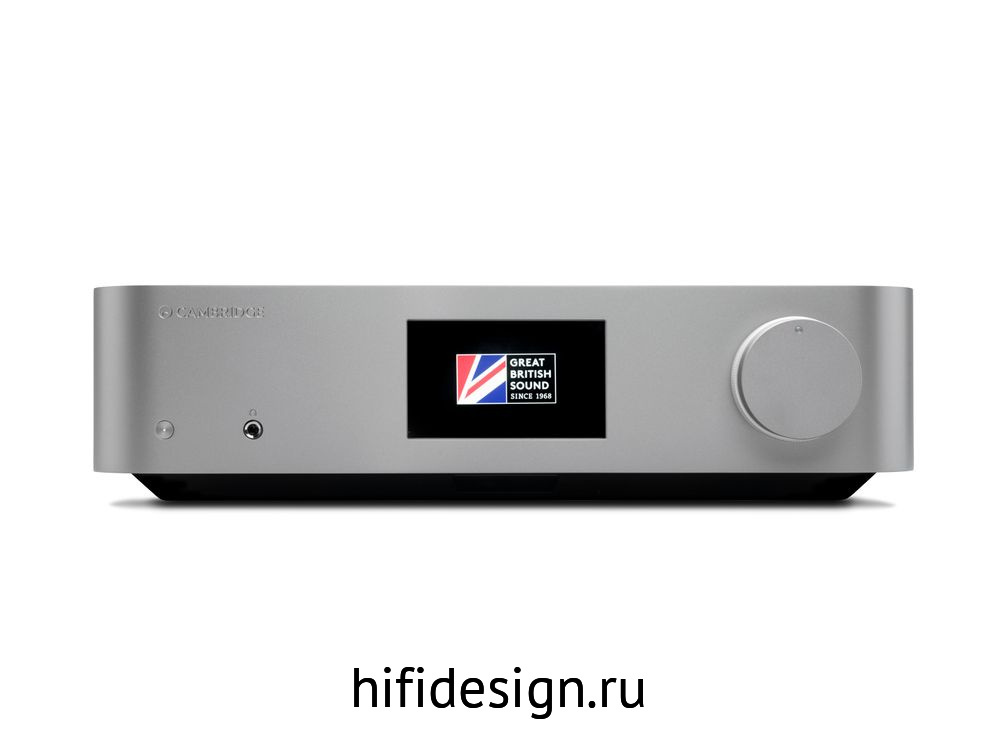 ГЉГіГЇГЁГІГј Cambridge Audio Edge NQ Network Player Dark Grey
