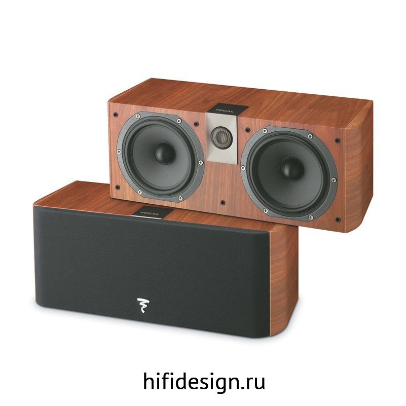 ГЉГіГЇГЁГІГј Focal Chorus CC 700 Walnut