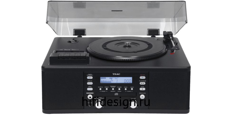 ГЉГіГЇГЁГІГј TEAC LP-R500 Black