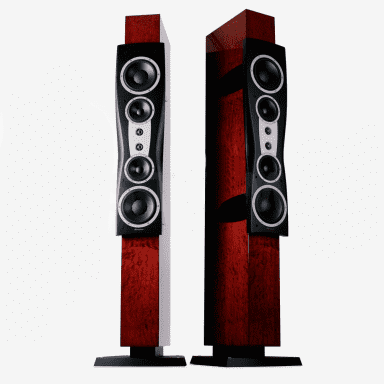 ГЉГіГЇГЁГІГј Dynaudio Confidence C4 Platinum Bordeaux High Gloss