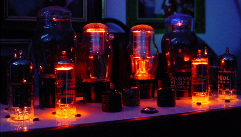 Ламповый усилитель мощности