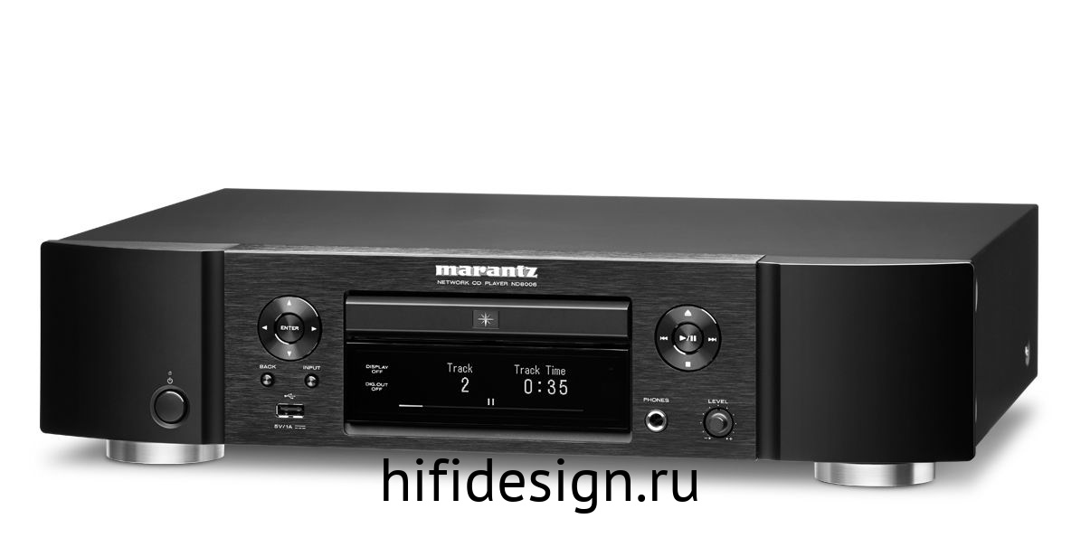 ГЉГіГЇГЁГІГј Marantz ND8006 Black