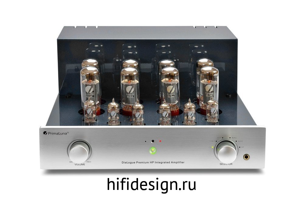 ГЉГіГЇГЁГІГј Primaluna DiaLogue Premium HP Integrated Amplifier Silver