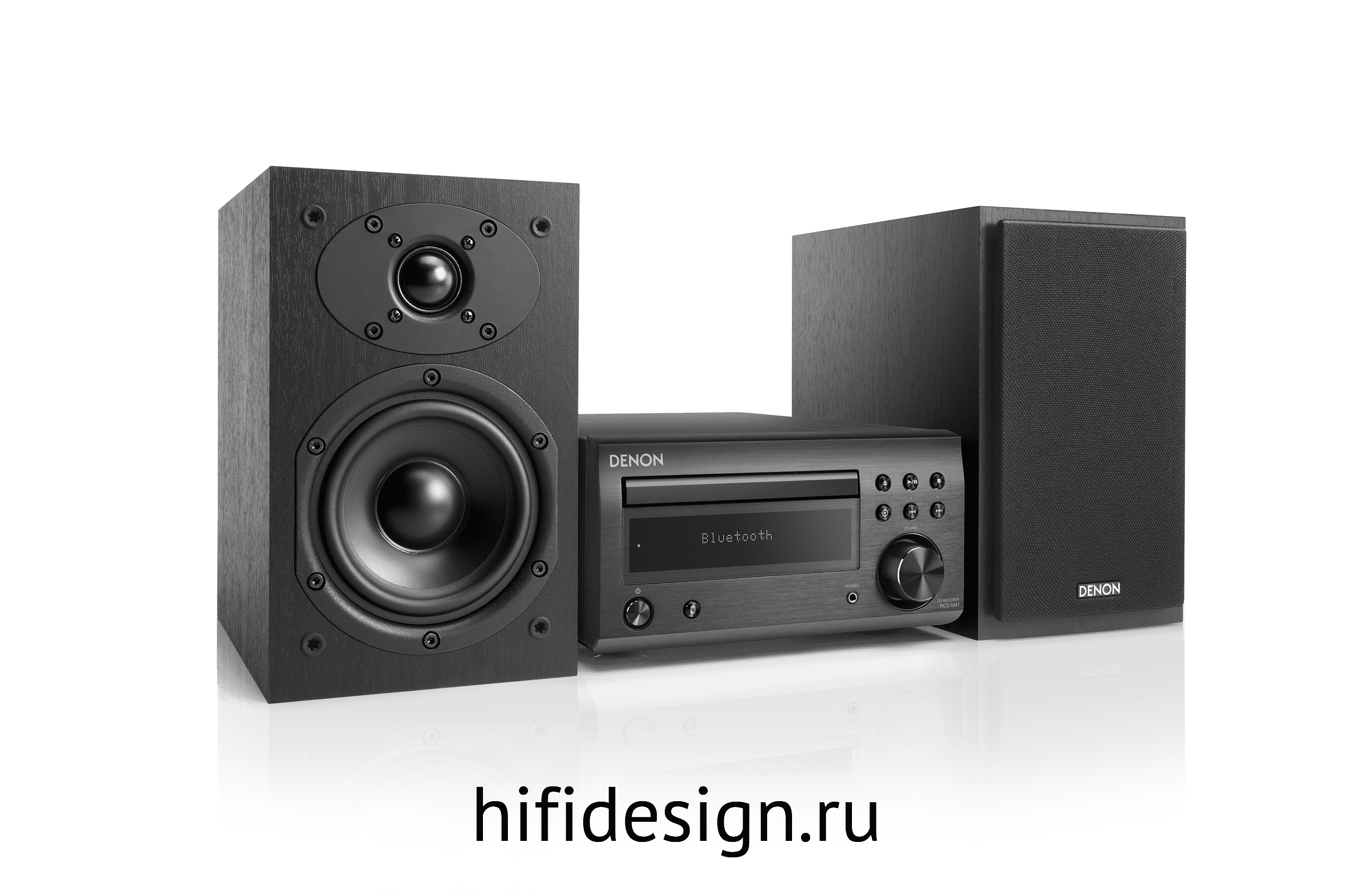 ГЉГіГЇГЁГІГј Denon DM41 Black