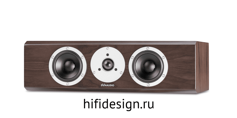 ГЉГіГЇГЁГІГј Dynaudio Excite X24 Center Walnut Satin