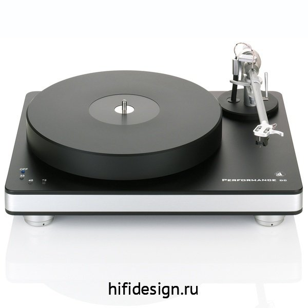 ГЉГіГЇГЁГІГј Clearaudio Performance DC with base for Clearaudio Black + Silver