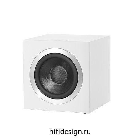 сабвуфер b&w db4s satin white