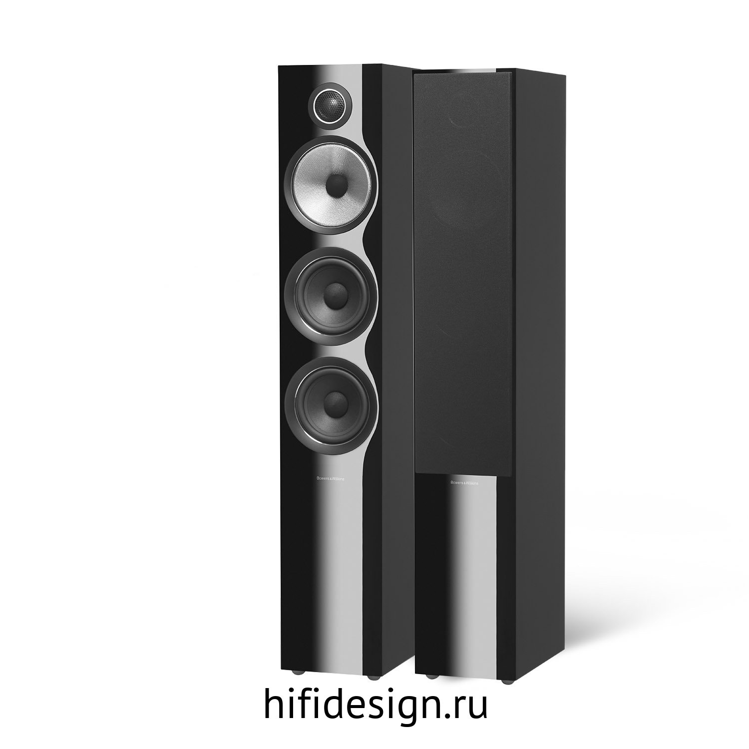 ГЉГіГЇГЁГІГј Bowers&Wilkins 704 S2 gloss black