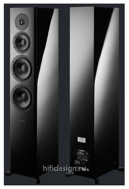 ГЉГіГЇГЁГІГј Dynaudio Focus 60 XD Black Piano Lacquer