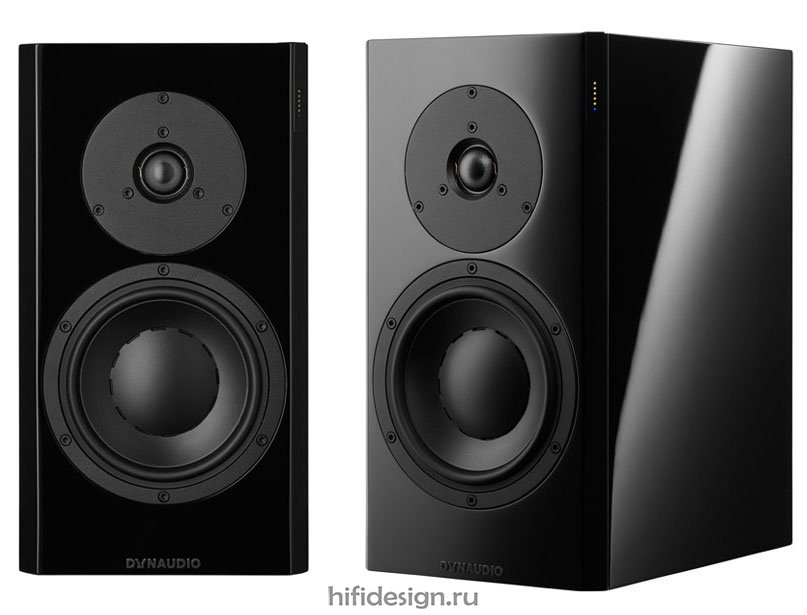 ГЉГіГЇГЁГІГј Dynaudio Focus 20 XD Black Piano Lacquer