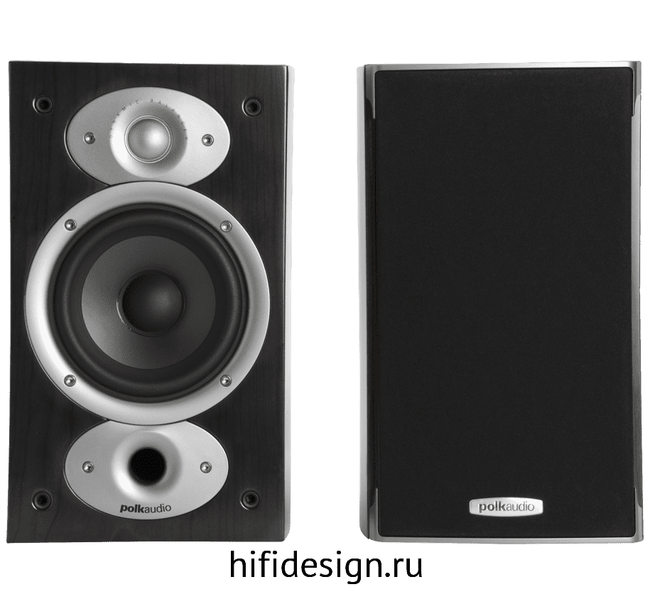 ГЉГіГЇГЁГІГј Polk Audio RTi A1 Black Wood Veneer