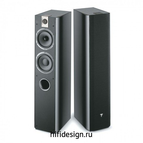 ГЉГіГЇГЁГІГј Focal Chorus 716 Black