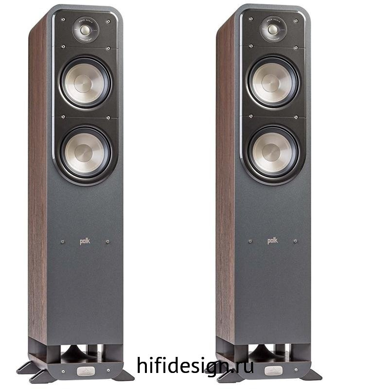 ГЉГіГЇГЁГІГј Polk Audio Signature S55 Brown