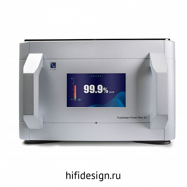 сетевой фильтр ps audio directstream power plant 20 silver