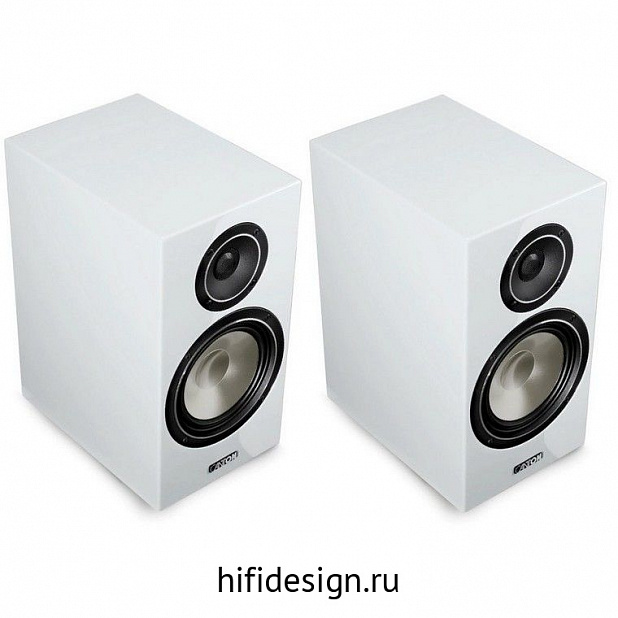 полочная акустика canton chrono sl 526.2, white high gloss
