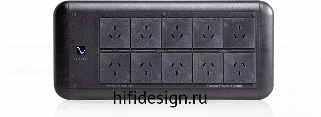 сетевой фильтр ps audio dectet power center black